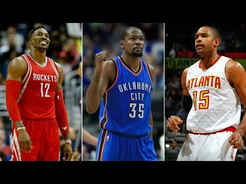 2016 NBA Free Agency: Top 10 Bigs