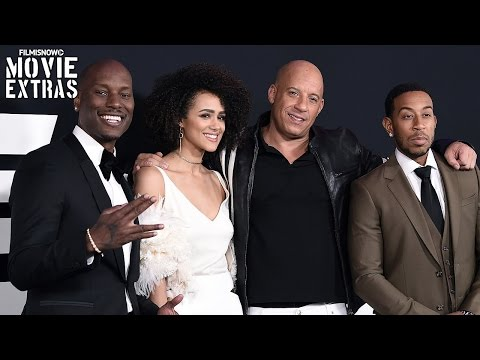 The Fate of the Furious | New York Premiere