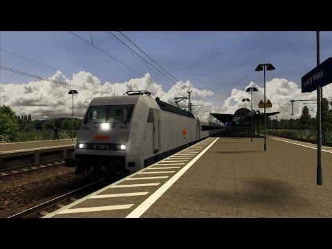 Lets Test Train Simulator 2016 Die BR101 Metropolitan Expert Line