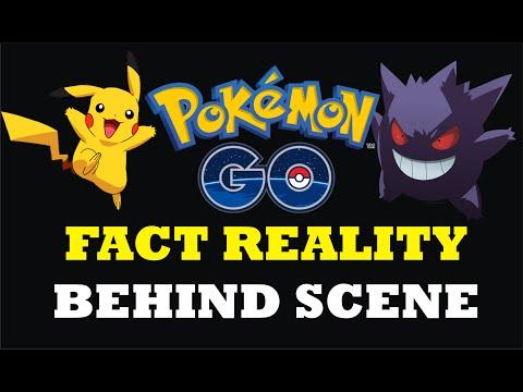 Rahasia Pokemon Go Kenyataan Fakta Realita