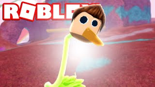 SURVIVE FOR 1 DAY AS A CRAZY BIRD?! - Roblox [English/HD]
