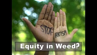 Social Equity in the Cannabis Business myth or reality? Cannabis Chat Live on PCM