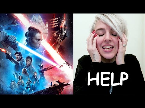 My THOUGHTS on Star Wars: The Rise of Skywalker SPOILER REVIEW