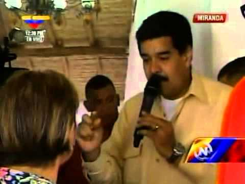 Nicolás Maduro informa que la Caza de Zamora en Cúa pasará al Ministerio de la Cultura
