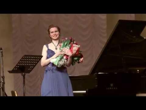 "Gounod-Liszt - Valse From ""Faust"" - Anastasiya Titovych"