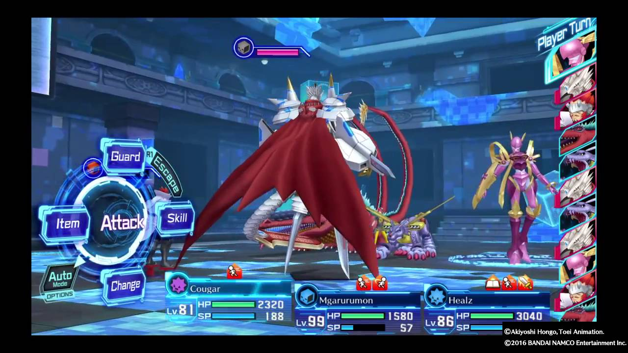 digimon cyber sleuth how to get great challenge 8