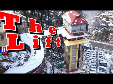 The Lift Of Shimla