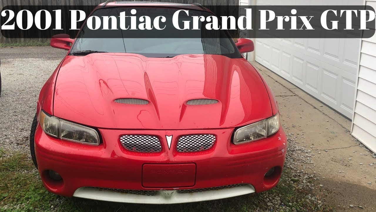 2001 pontiac grandprix gtp review youtube 2001 pontiac grandprix gtp review