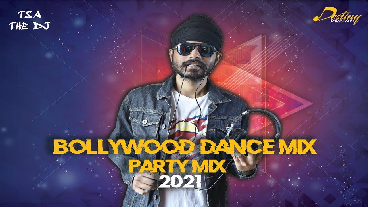 Bollywood Dance Mix 2021   Bollywood Party Mix 2021   IPL 2021 DJ MIX    TSA THE DJ