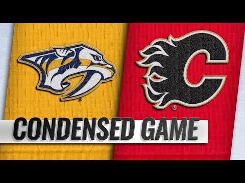 12/08/18 Condensed Game: Predators @ Flames