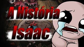 Teorizando - Explicando a História de Binding of Isaac!