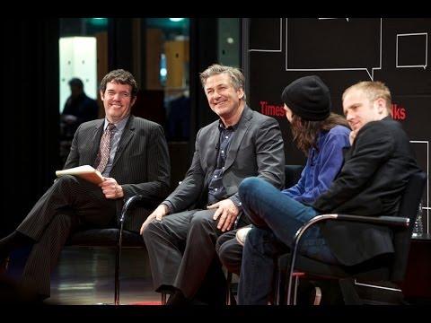 Orphans with Alec Baldwin, Ben Foster, Tom Sturridge   Interview   TimesTalks