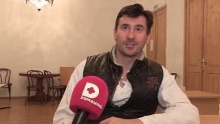 Актёр Евгений Миллер о том, почему стоит смотреть сериал «Двойная сплошная»