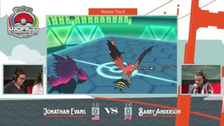 2016 Pokémon World Championships: VG Masters Top 8, Match B