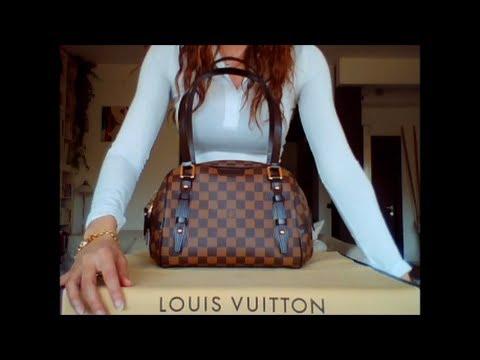 01dcbd31a69f Review  Authentic Rivington PM (Discontinued) Damier bag Vuitton ...