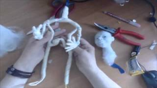 Анонс фото видео курса по созданию авторской куклы.