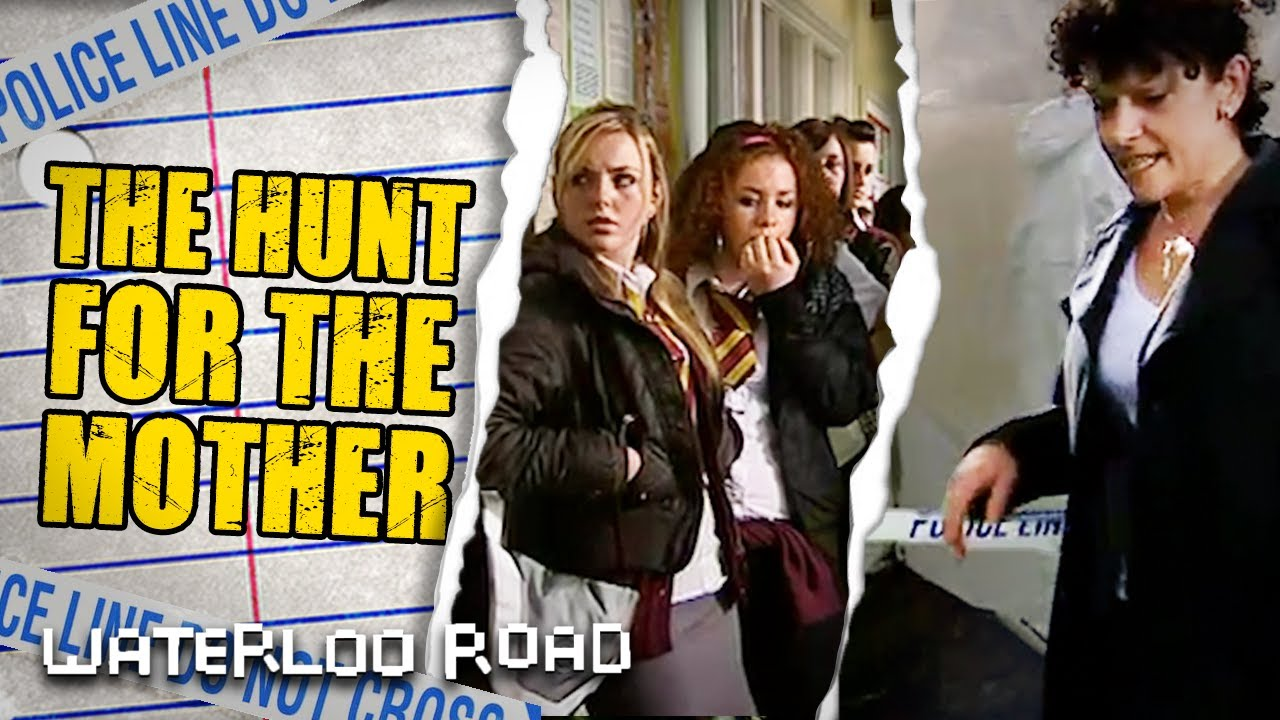 Police and Steph Haydock Hunt for Mystery Mother | Waterloo Road