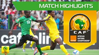 Zimbabwe vs Zambia | Orange African Nations Championship, Rwanda 2016