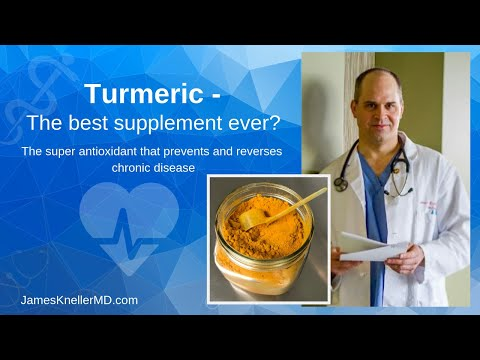 Turmeric to fight inflammation in the COVID-19 era