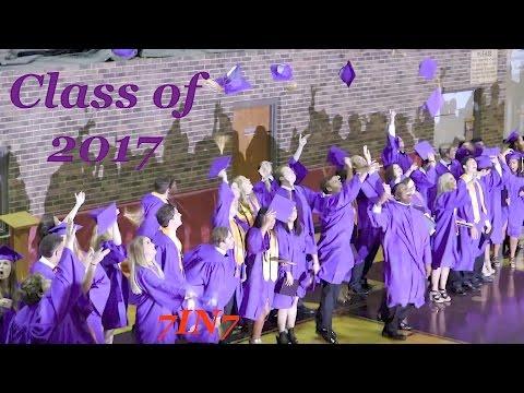 Athens Christian School Graduation