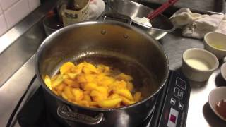How To Make Perfect Peach Filling