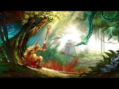 Jungle Fantasy Music - Mysterious Rainforest