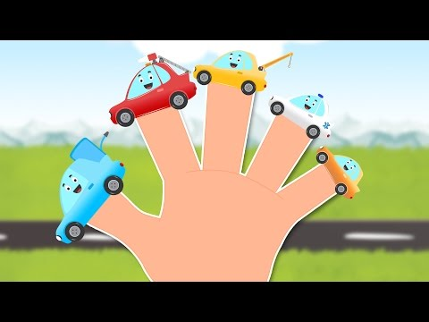 Magic Car Finger Family | Magic | Finger Family Song