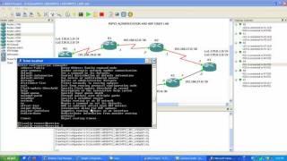 Routing Information Protocol RIPv2 Lab 1 remastered
