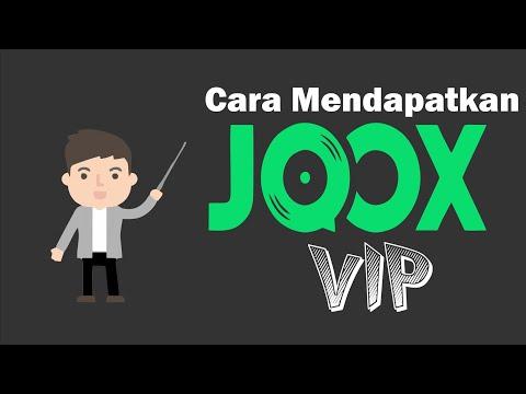 Cara Download JOOX VIP SELAMANYA - UNLIMITED VIP - Tutorial Download JOOX VIP