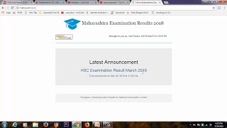 Maharashtra HSC 12th results 2018 to be declared tomorrow at mahresults.nic.in