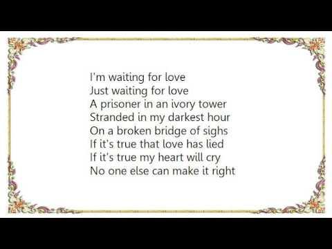 Great White - Waiting for Love Lyrics