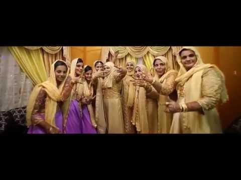 Hakeem + Samsiana Wedding teaser Kasargod Uppala WideScreen Studio Mob : 9745 477 560