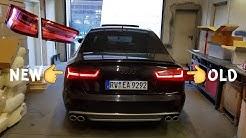 Audi A6 4g Dynamische Blinker