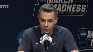 MEN'S BASKETBALL: NCAA Second Round Media Availability