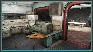 Fallout 4 | Vault Radio Station (Clinic & Security Living Area)