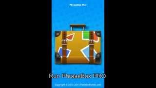 PhraseBox