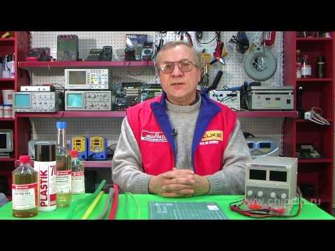 Диэлектрики в электрическом поле