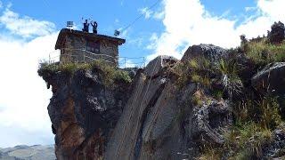 Visita Huancavelica - Baños termales de San Cristobal