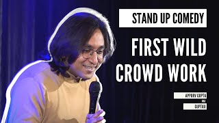 Audience Interaction by Appurv Gupta - Stand-Up Comedy by GuptaJi