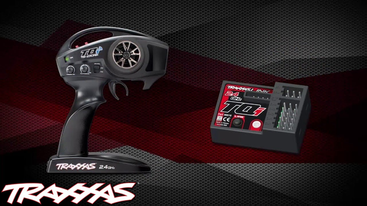 how to bind a traxxas transmitter and receiver