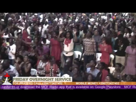 MCF Friday OverNight Service Live (Ps Tom Mugerwa) - 16-Nov-2018 en streaming