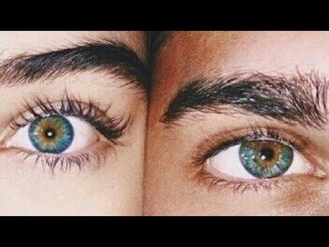 Rarest Eye Colors In The World Youtube