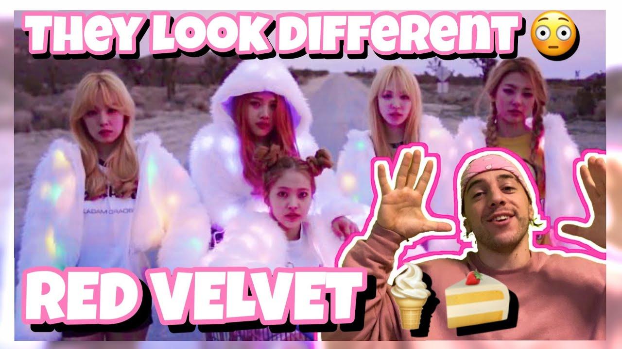 Red Velvet 레드벨벳 'Ice Cream Cake' MV I Z REACTION