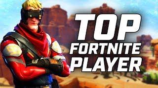 NEW UPDATE + TOP FORTNITE PLAYER (Fortnite Battle Royale)