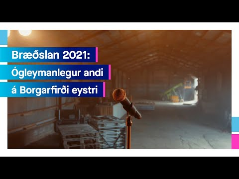 Bræðslan 2021 | Icelandair