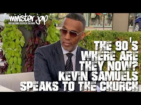 KEVIN SAMUELS SPEAKS TO THE CHURCH ABOUT WOMEN IN THE 90'S #kevinsamuels @Kevin Samuels