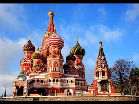 MOSCU - Un paseo por la Plaza Roja, el Kremlin  y el Rio Moscova