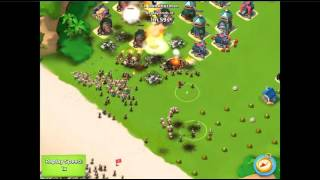 Boom Beach: Hammerman Level 7 12-13-2015 Subscribe and Join Our Task Force!!