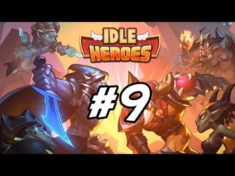 "Idle Heroes - 9 - ""First 5 Star Hero"""