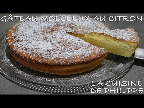 gâteau-moelleux-au-citron
